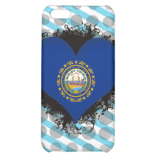 Vintage I Love New Hampshire iPhone 5C Cover