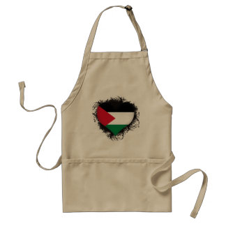 Vintage I Love Palestine Apron
