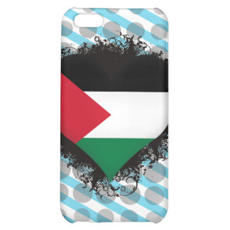 Vintage I Love Palestine iPhone 5C Cover