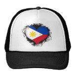 Vintage I Love Philippines Hat