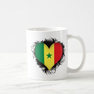 Vintage I Love Senegal Mugs