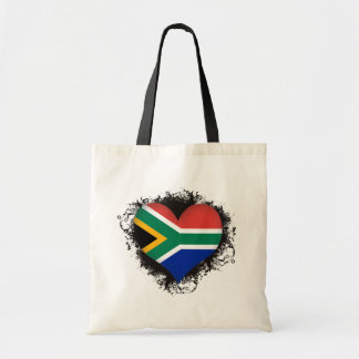 Vintage I Love South Africa Canvas Bags