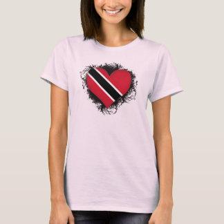Vintage I Love Trinidad and Tobago T-Shirt