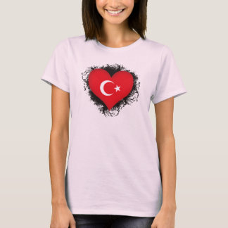 Vintage I Love Turkey T-Shirt