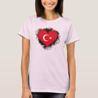 Vintage I Love Turkey T-Shirt