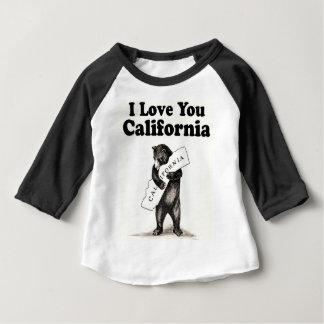 Vintage I Love You California T-shirt