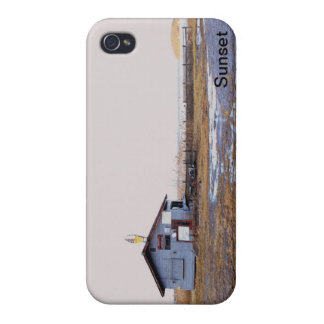 Vintage Ice Cream Shack Cases For iPhone 4