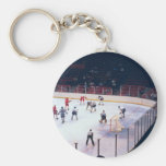 Vintage Ice Hockey Match Key Chains