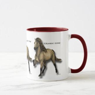 Vintage Icelandic Mug