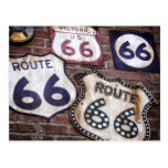 Vintage Iconic Route 66 Postcard