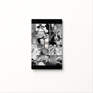 Vintage Icons Light Switch Cover