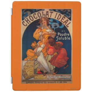 Vintage ideal PosterEurope de Chocolat Cover De iPad