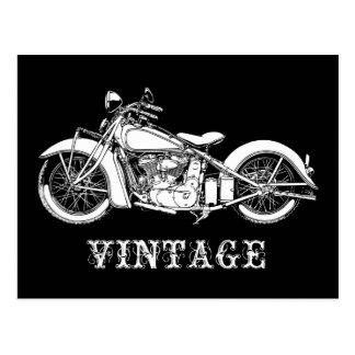 Vintage II Tarjeta Postal