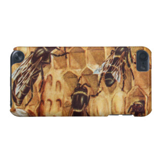 Vintage Illustration, Bees In A Hive iPod Touch 5G Cover