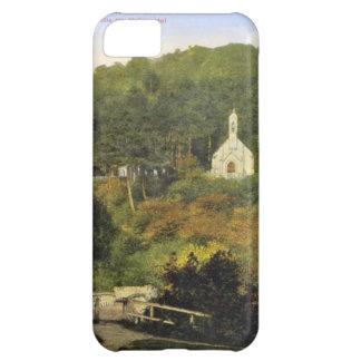 Vintage image Austria, Baden bei Wien, chapel iPhone 5C Cover