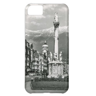 Vintage image Austria, Innsbruck, Maria Theresa St Cover For iPhone 5C