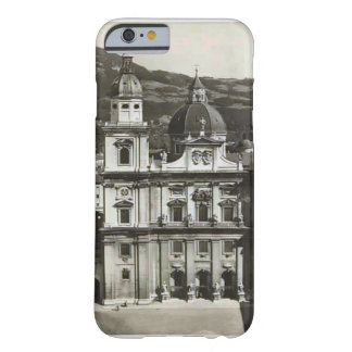 Vintage image Austria,  Salzburg, Domkirche Barely There iPhone 6 Case