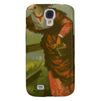 Vintage Image: Farewell Sweetheart Samsung S4 Case