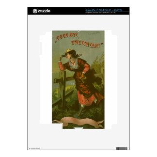 Vintage Image: Farewell Sweetheart iPad 3 Skins