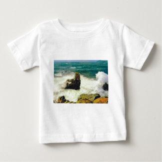 Vintage image, France, Quiberon Brittany Baby T-Shirt