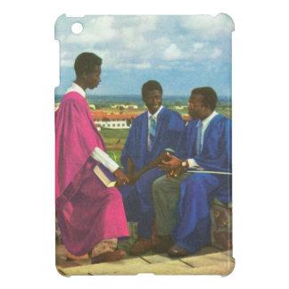 Vintage image, Ghana, Accra, University students Case For The iPad Mini