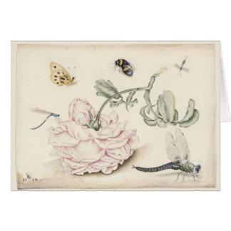 Vintage Image Greeting Card
