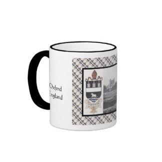 Vintage image, historic Oxford Cathedral Mug