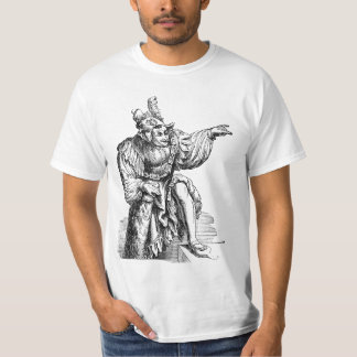 Vintage Image - King Lear T-Shirt
