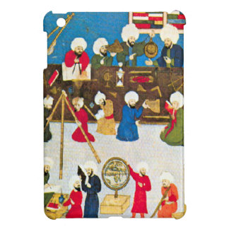Vintage image, Medieval Arab scientists at work iPad Mini Case