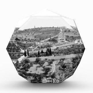 Vintage Image of the Mount of Olives Award