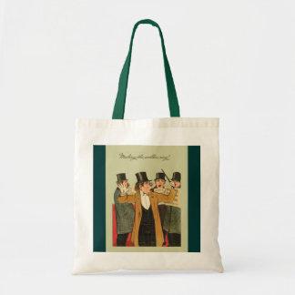 Vintage image, Welkin ring Tote Bag