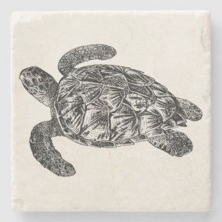 Sea Turtle Drink  Beverage Coasters  Zazzle