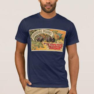 Vintage Imperial Plums Lable T-Shirt