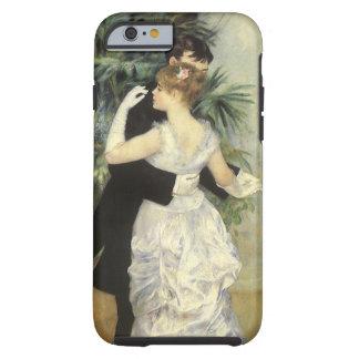 Vintage Impressionism Art, City Dance by Renoir Tough iPhone 6 Case