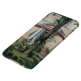 Vintage Impressionism, House at Rueil by Manet Barely There iPhone 6 Plus Case