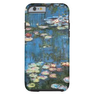 Vintage Impressionism, Waterlilies by Claude Monet Tough iPhone 6 Case