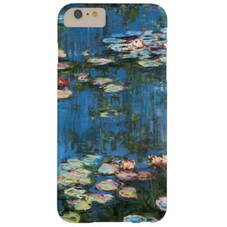 Vintage Impressionism, Waterlilies by Claude Monet Barely There iPhone 6 Plus Case