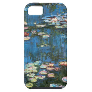 Vintage Impressionism, Waterlilies by Claude Monet iPhone 5 Cases