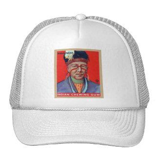 Vintage Indian Chewing Gum Chief Wabaunsee Trucker Hat