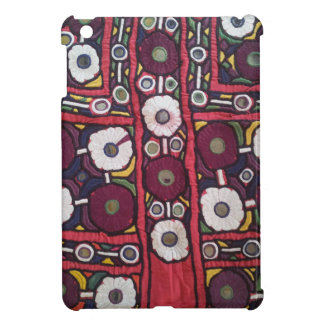 Vintage Indian Handmade Textile Print Cover For The iPad Mini