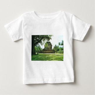 Vintage Indonesia, templos y agricultura, Java Tshirt