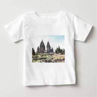 Vintage Indonesia, templos y agricultura, Java T Shirts