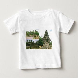 Vintage Indonesia, templos y agricultura, Java Tshirts