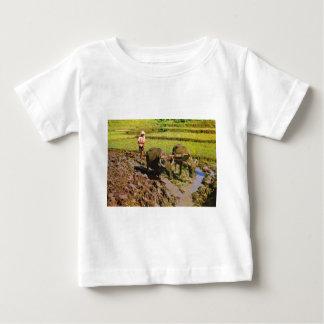 Vintage Indonesia, templos y agricultura, Java T-shirts