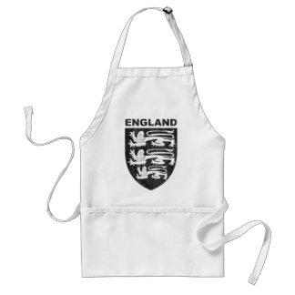 Vintage Inglaterra Delantal