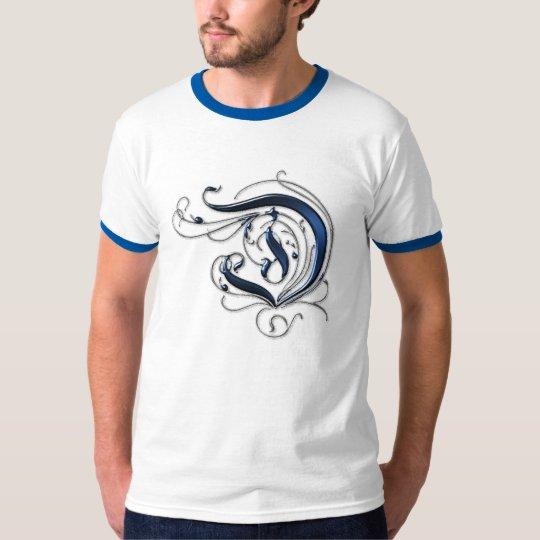 Vintage Initial D T-Shirt