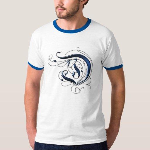 Vintage Initial D T-shirts