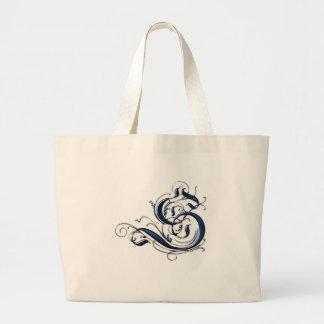 Vintage Initial S Bag