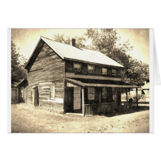 Vintage Inn Card