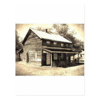Vintage Inn Postcard